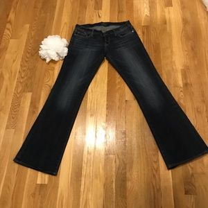 Lucky Brand Womens Jeans 4 27 Boot Cut Low Rise